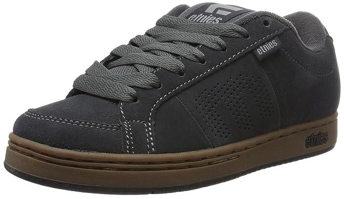 Etnies Kingpin Sneaker Skateschuhe Herren Dunkelgrau (Dark Grey/Black/Gum)