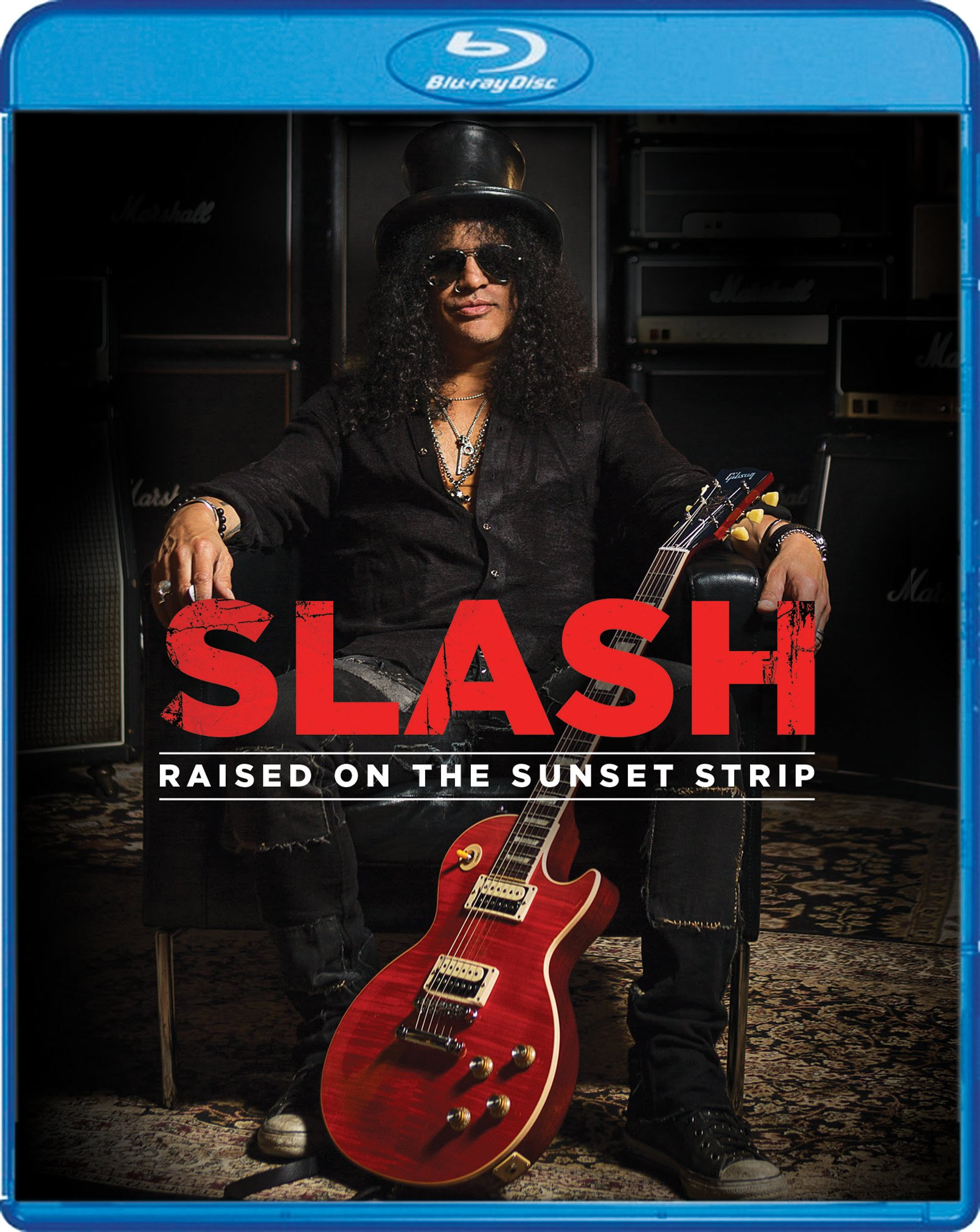 Blu-ray : Slash - Raised on the Sunset Strip (Blu-ray)