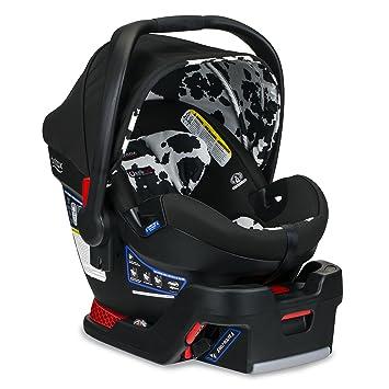 Britax B Safe Ultra Infant Car Seat Cowmooflage