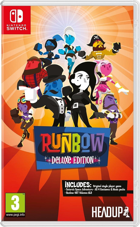 Runbow - Deluxe Edition: Amazon.es: Videojuegos