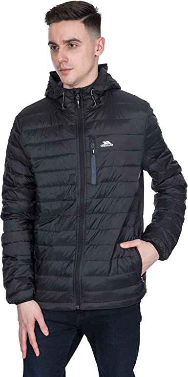 Trespass Mens Digby Lightweight Warm Down Jacket