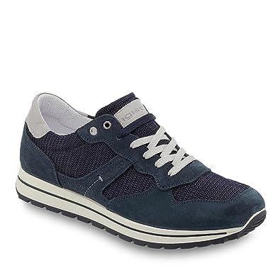 Igi&co 77132/00 Sneakers Homme Bleu Bleu - Chaussures Baskets basses Homme