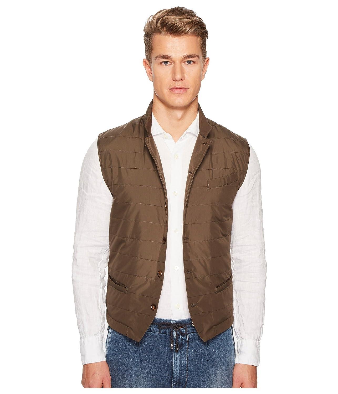 [イレブンティ eleventy] メンズ アウター コート Nylon Vest [並行輸入品] B07DV86ZFS XL