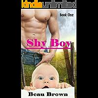 Shy Boy: Mpreg Romance (Red Sky, Texas Series Book 1)