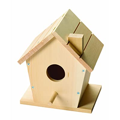 Red Tool Box Birdhouse