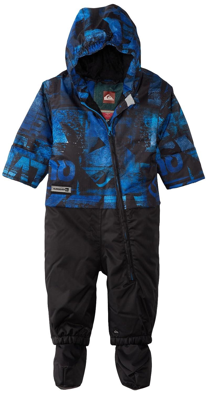 4eacd688c2e2 Amazon.com  Quiksilver Snow Baby Boys  Little Rookie One Piece Suit ...