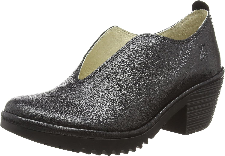 Fly London Walk908fly, Zapatos de tacón con Punta Cerrada para Mujer