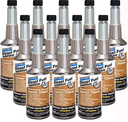 Amazon.com: Stanadyne Performance Formula Diesel Injector Cleaner- One Case of Pints #43564C: Automotive