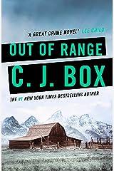 Out of Range (Joe Pickett series Book 5) Kindle Edition