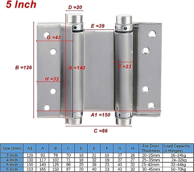 materiale solido PREMIO angolo interno H: 12,5mm tondo acciaio inox V2A lucido langolo non /è verniciato, la superficie non pu/ò staccarsi