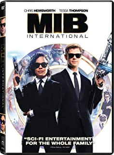Book Cover: Men In Black: International