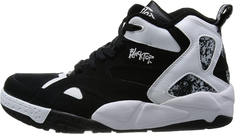 Reebok Blacktop Boulevard Black | Schwarz | Sneaker | V55438
