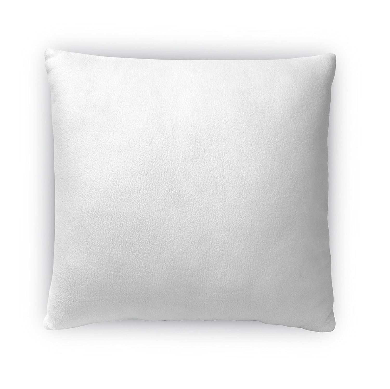 MGTAVC2010FBS18 Blue//Ivory//Grey Size: 18X18X4 - KAVKA Designs Kaleidoscope Fleece Throw Pillow, - ENCOMPASS Collection