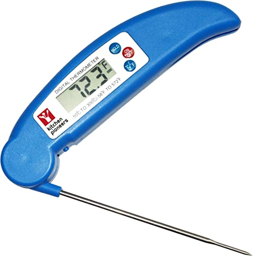 Digital LCD Thermometer Kitchen Cooking Baking BBQ Candy Jam Temperature Meter