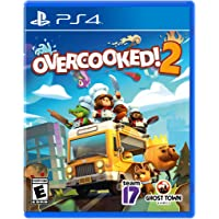 PlayStationStore deals on Overcooked 2 PlayStation 4