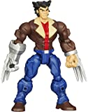 Marvel – Super Hero Mashers – Wolverine – Figurine Personnalisable 15 cm