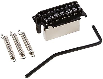 Amazon com: Gotoh NS510TS-FE1-B Modern Tremolo System with