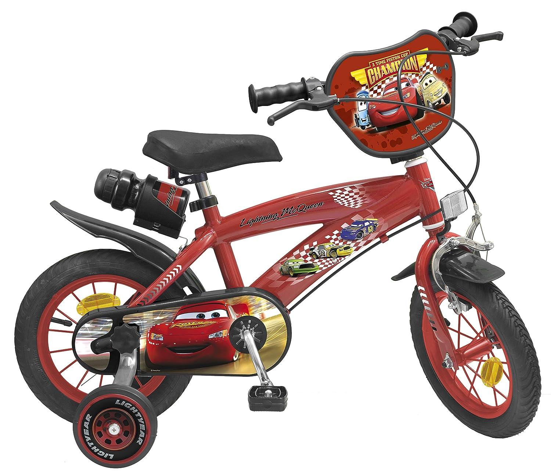 """12 12/"""" Zoll Fahrrad Kinderfahrrad Disney Cars McQueen Kinder Rad Jungenfahrrad"""