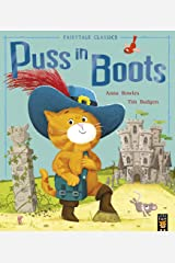 Puss in Boots (Fairytale Classics) Paperback