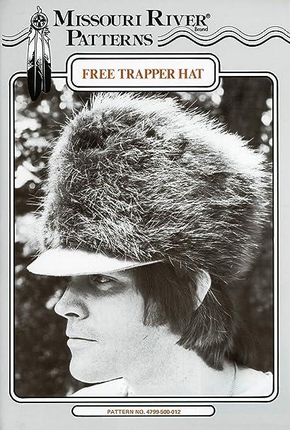 Amazon.com   Fur Trapper Hat Pattern  Arts c7f44b24568