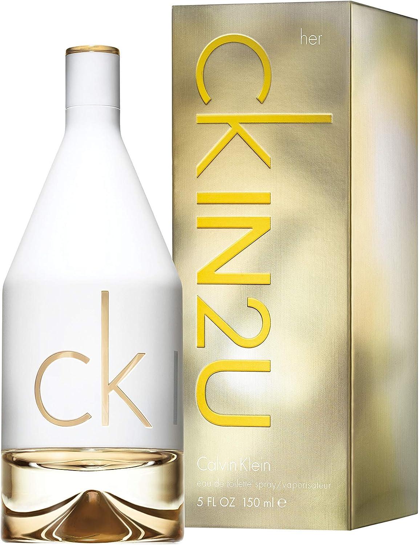 Calvin Klein 18203 - Agua de colonia, 150 ml