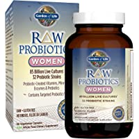 Garden of Life Raw Probiotics Women - 90 Vegetarian Capsules, 1 Units
