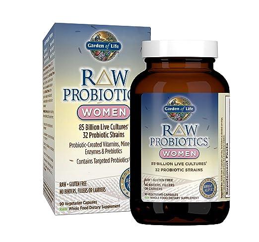 Amazon.com: Garden of Life - Probióticos RAW Mujer ...