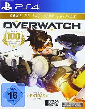 Overwatch - Game of the Year Edition [PS4]