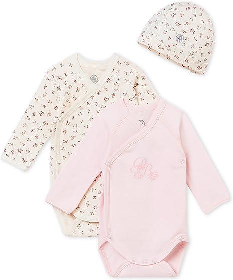 Petit Bateau Baby-M/ädchen Langarmshirt