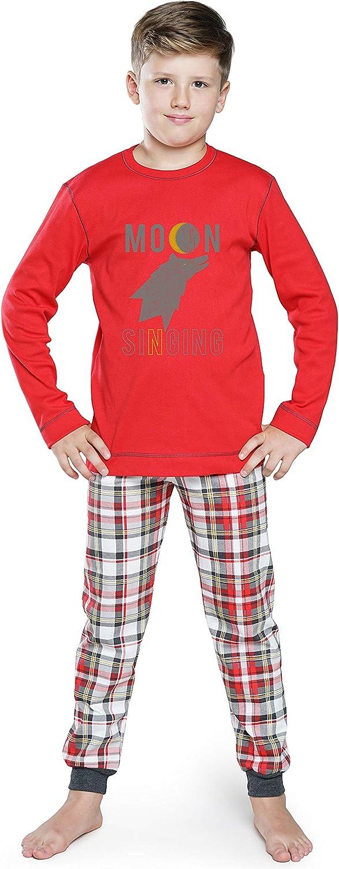 Italian Fashion IF Jungen Schlafanzug IF180034