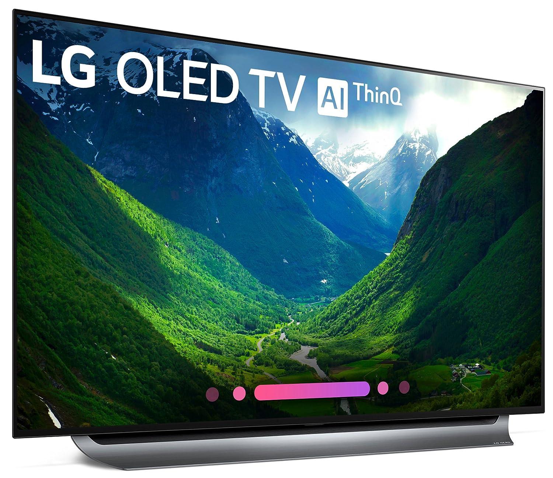 Amazon Lg Electronics Oled55c8pua 55 Inch 4k Ultra Hd Smart