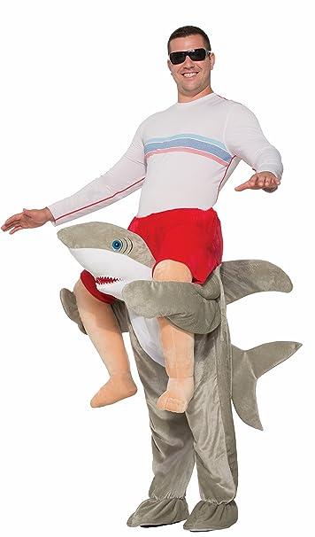 Amazon.com: Foro de los hombres Shark Deluxe – Ride-On ...