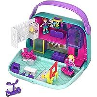 Polly Pocket Cofre muñecas, Bolso shopping (Mattel CGJ86)