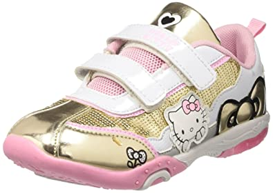 b2540c828396 Mädchen S13850HIAZ Durchgängies Plateau Pumps, Gold (178 ORO), 32 EU Hello  Kitty