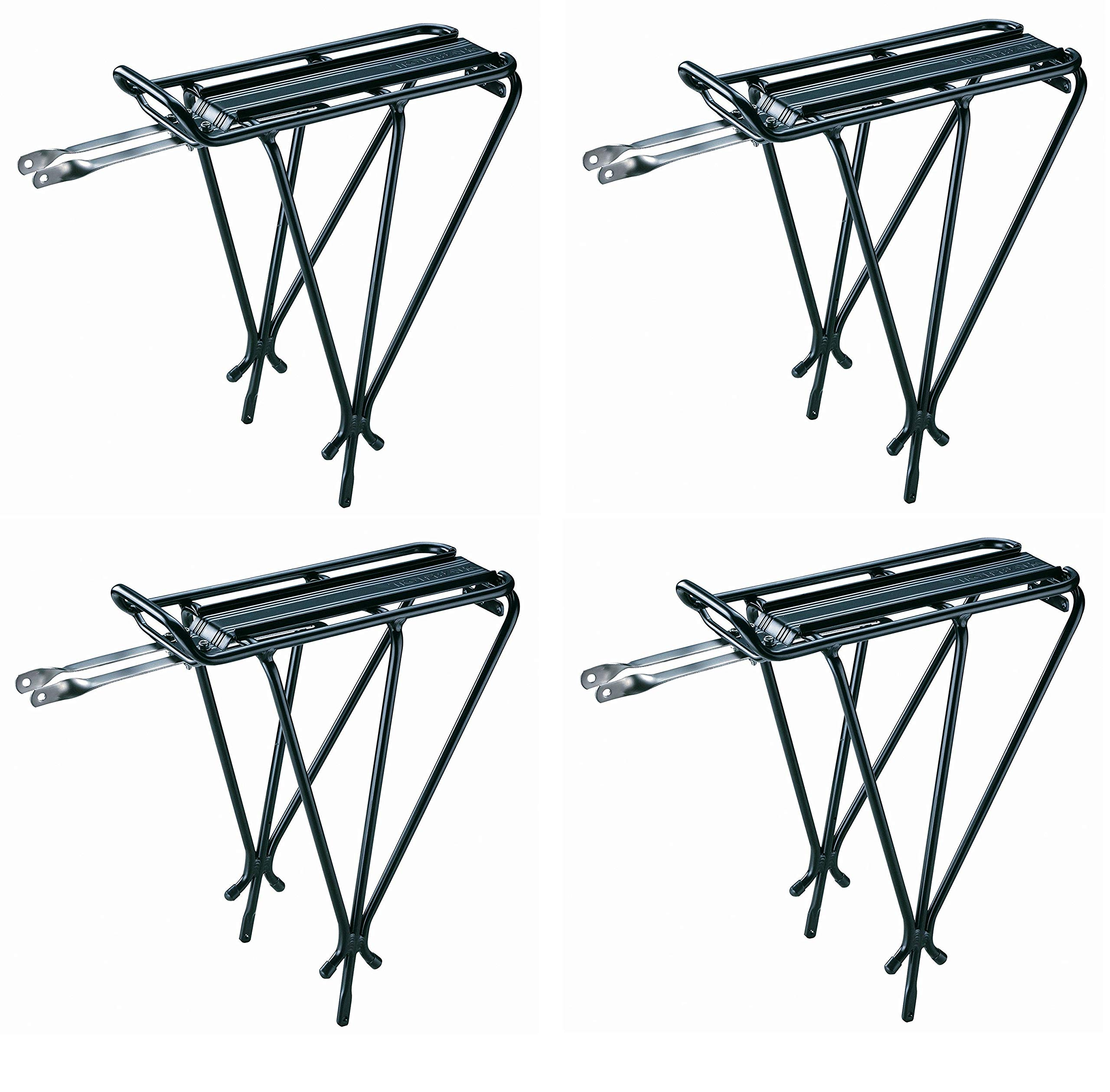 Topeak Explorer Rack Without Spring, Black (Pack of 4)