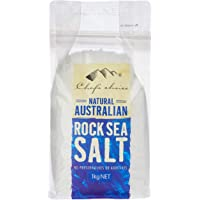 Chef's Choice Natural Australian Rock Sea Salt, 1 kg