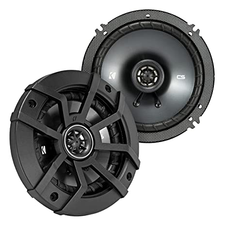 1 Pair Front Adapters Harness For GM Kicker 43CSC654 6.5 Speakers