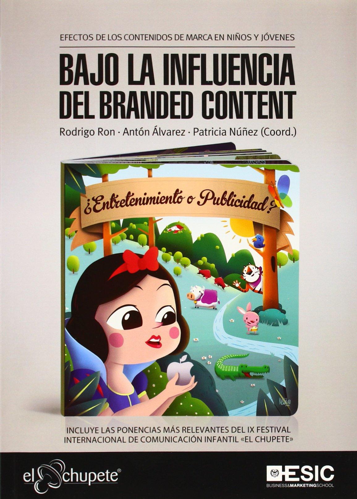 Bajo la influencia del branded content Libros Profesionales: Amazon ...