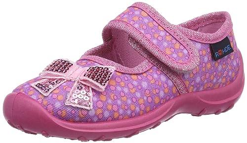 Rohde Boogy - Zapatilla de Estar por casa Niñas: Amazon.es: Zapatos y complementos