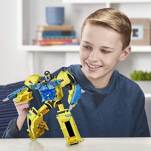 Transformers Bumblebee Cyberverse Adventures Bumblebee action figure for kids