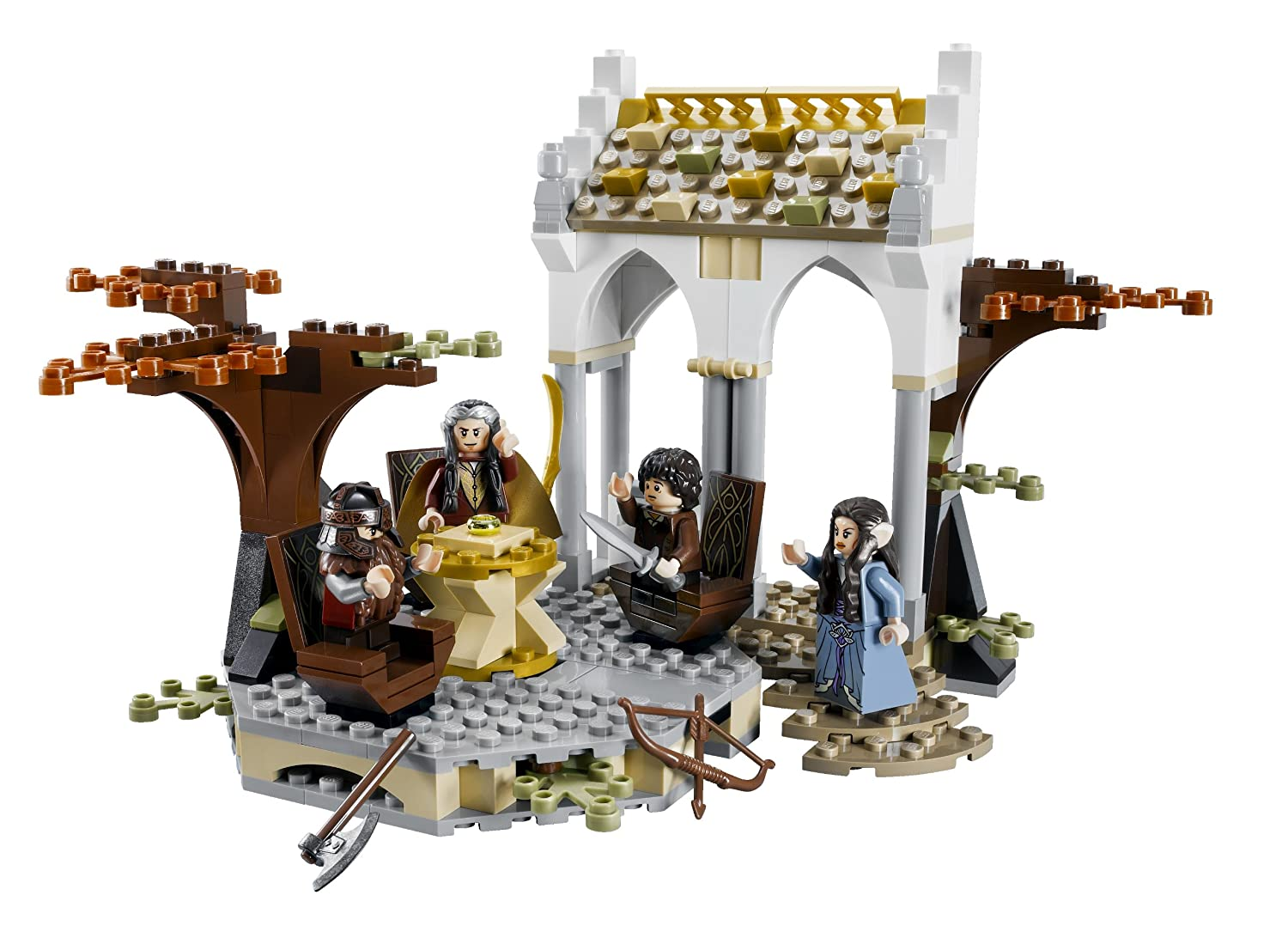 Amazon Lego Lotr 79006 The Council Of Elrond Toys Games