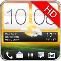 HTC Sense 4 HD APEX Launcher Theme