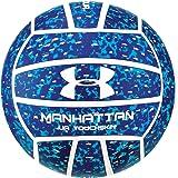 Under Armour UA Manhattan Volleyball, Blue/White, Official