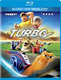 Turbo [Blu-ray + DVD + Digital Copy] (Bilingual)
