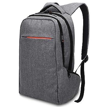 942555ddc6 Norsens Antivol Sac à Dos Homme 15.6/14 Pouces Imperméable Sac Ordinateur  PC Portable pour