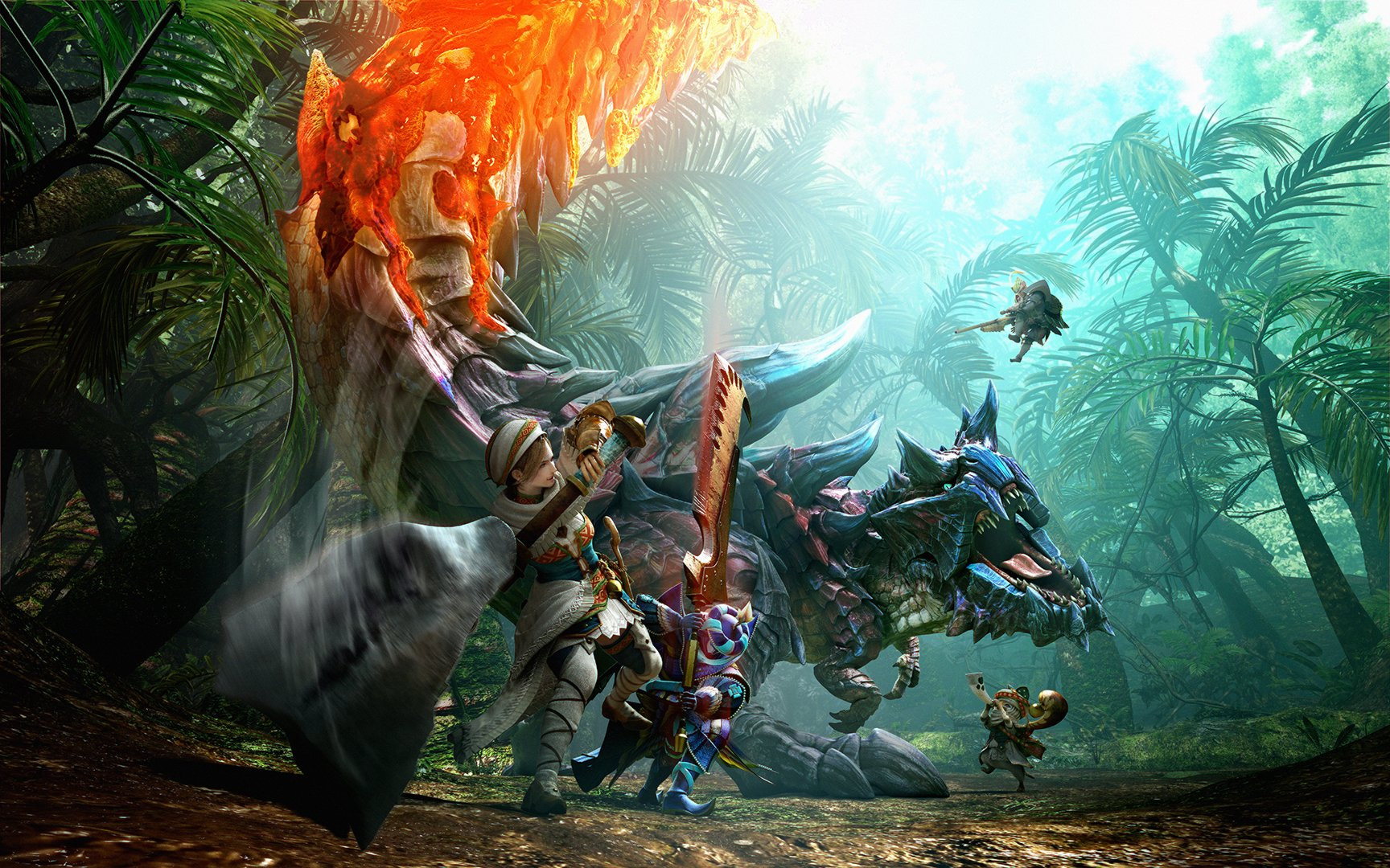 Amazon com: Monster Hunter Generations - Nintendo 3DS