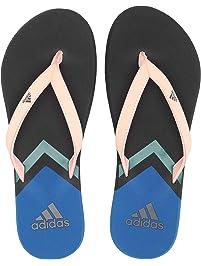 new style 354d3 02264 adidas Womens Eezay Flip Flop
