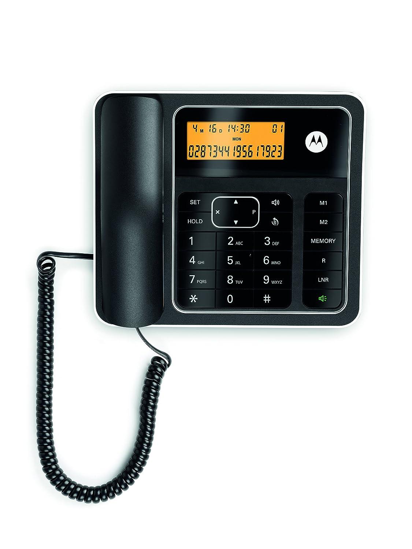 Motorola MOT30CT330 Tel/éfono Color Negro