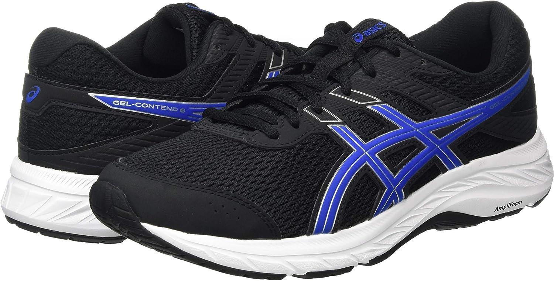 ASICS Gel-Contend 6, Zapatillas para Correr para Hombre: Amazon.es: Zapatos y complementos