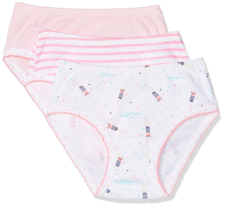 Absorba Ope Ete, Bikini Bimba Bianco (Blanc 01) 2 Anni Absorba Underwear 6L65356-RA
